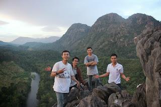 Bukit Langara, Loksado, Kalimantan Selatan