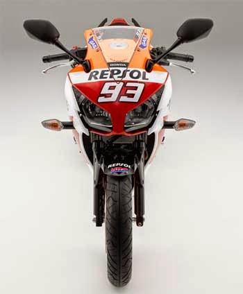 Honda CBR250R Champion Edition 2015