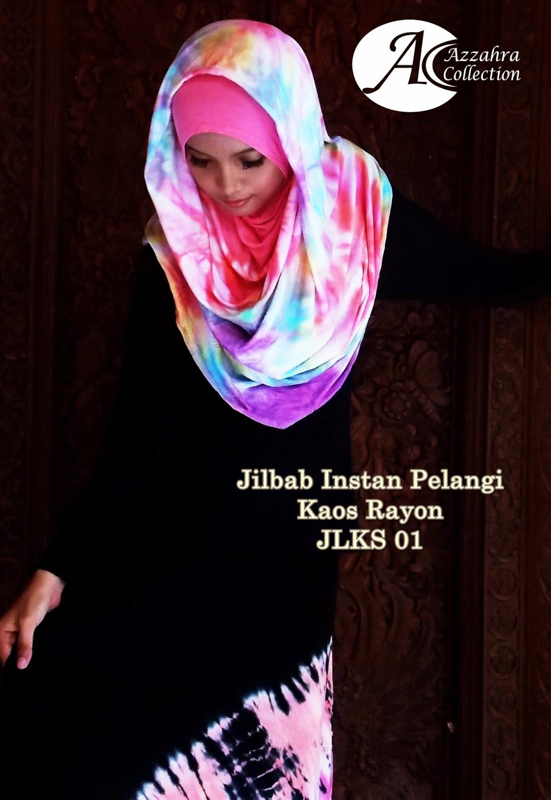 Jilbab Instan terkini