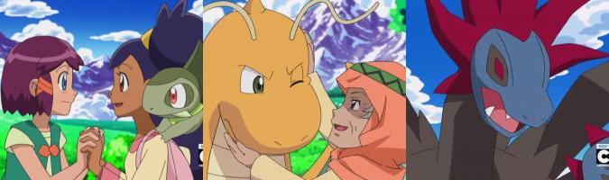 Pokemon Aventuras en Unova - Capitulo 3 - ¡En regreso a la aldea!