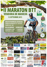 12/09 Maratón BTT en Manilva