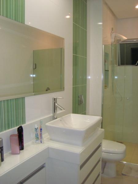 Construindo nosso Castelo Banheiro da Suite # Banheiros Decorados Dicico