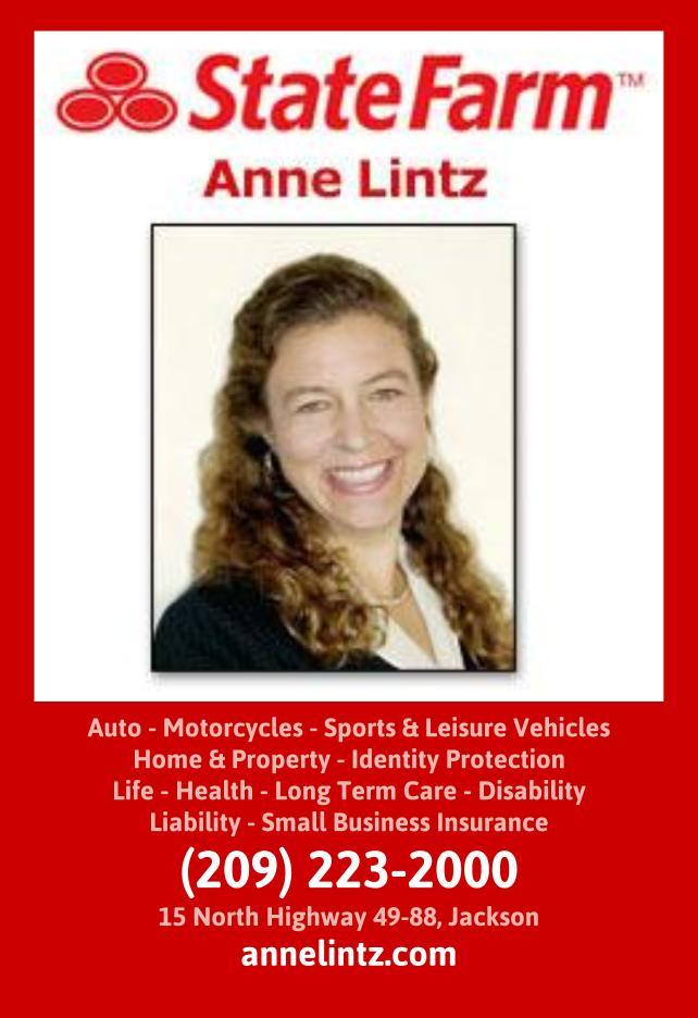 Anne Lintz - Jackson
