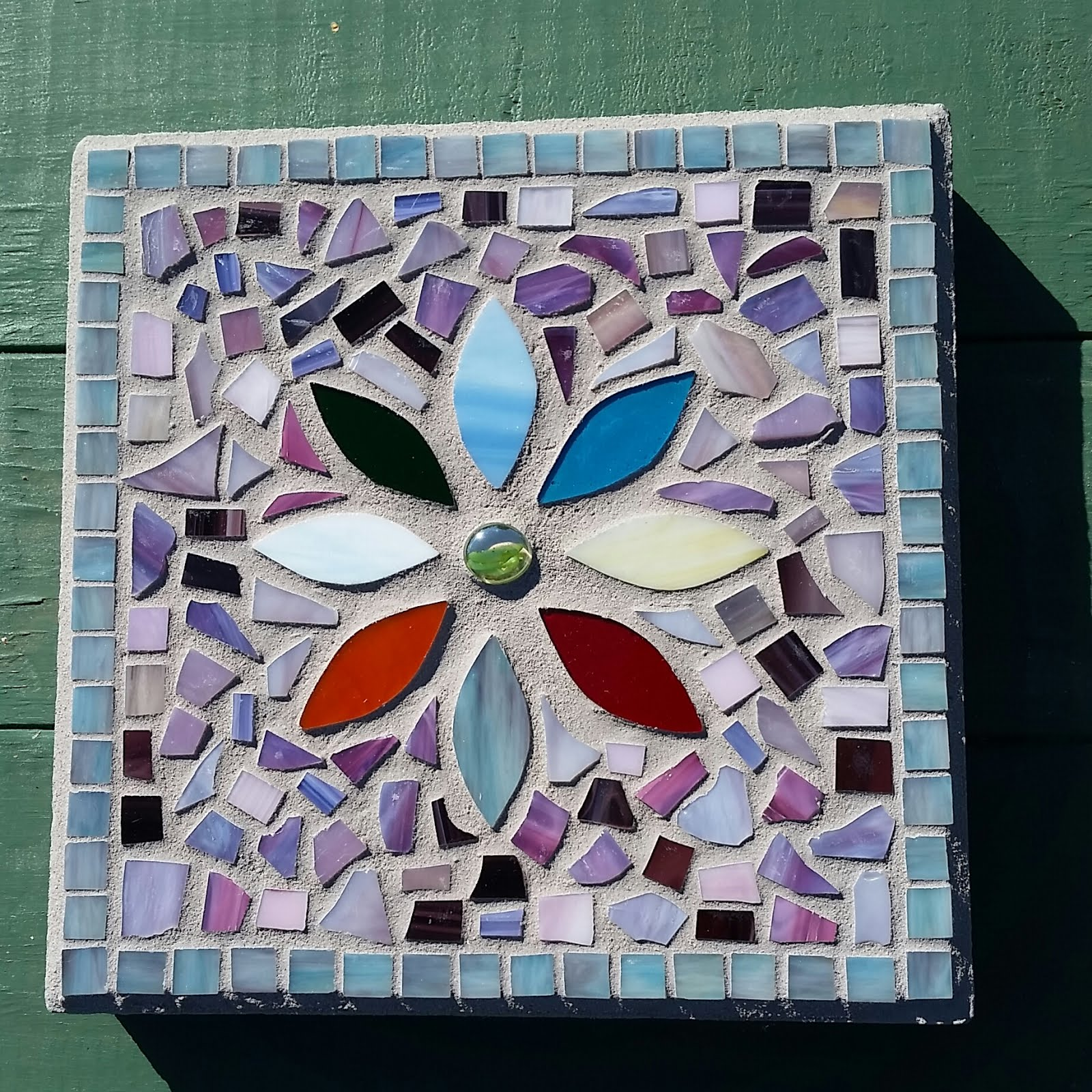 MOSAIC STEPPING STONE - TWO DAY CLASS