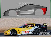 GTR3 Imagenes Corvette C6R 19