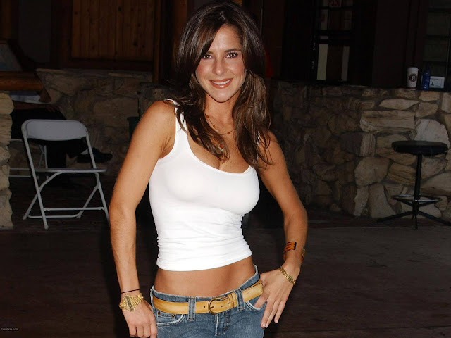Model Kelly Monaco HD Wallpaper