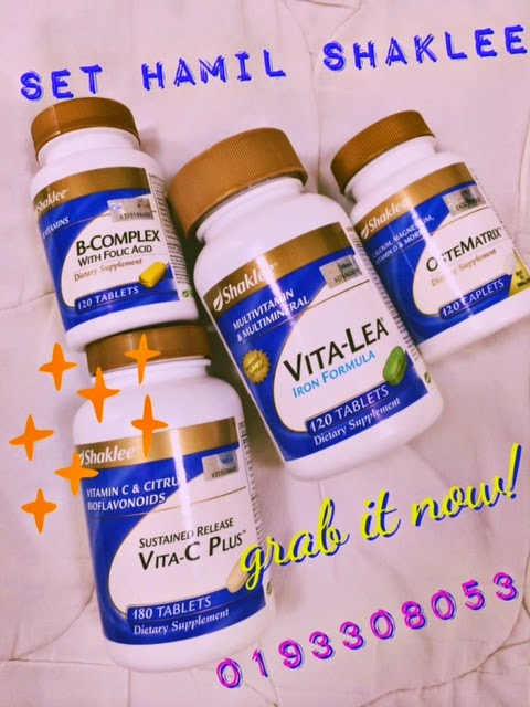 vitamin untuk hamil