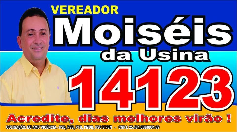 MOISÉIS DA USINA - 14123