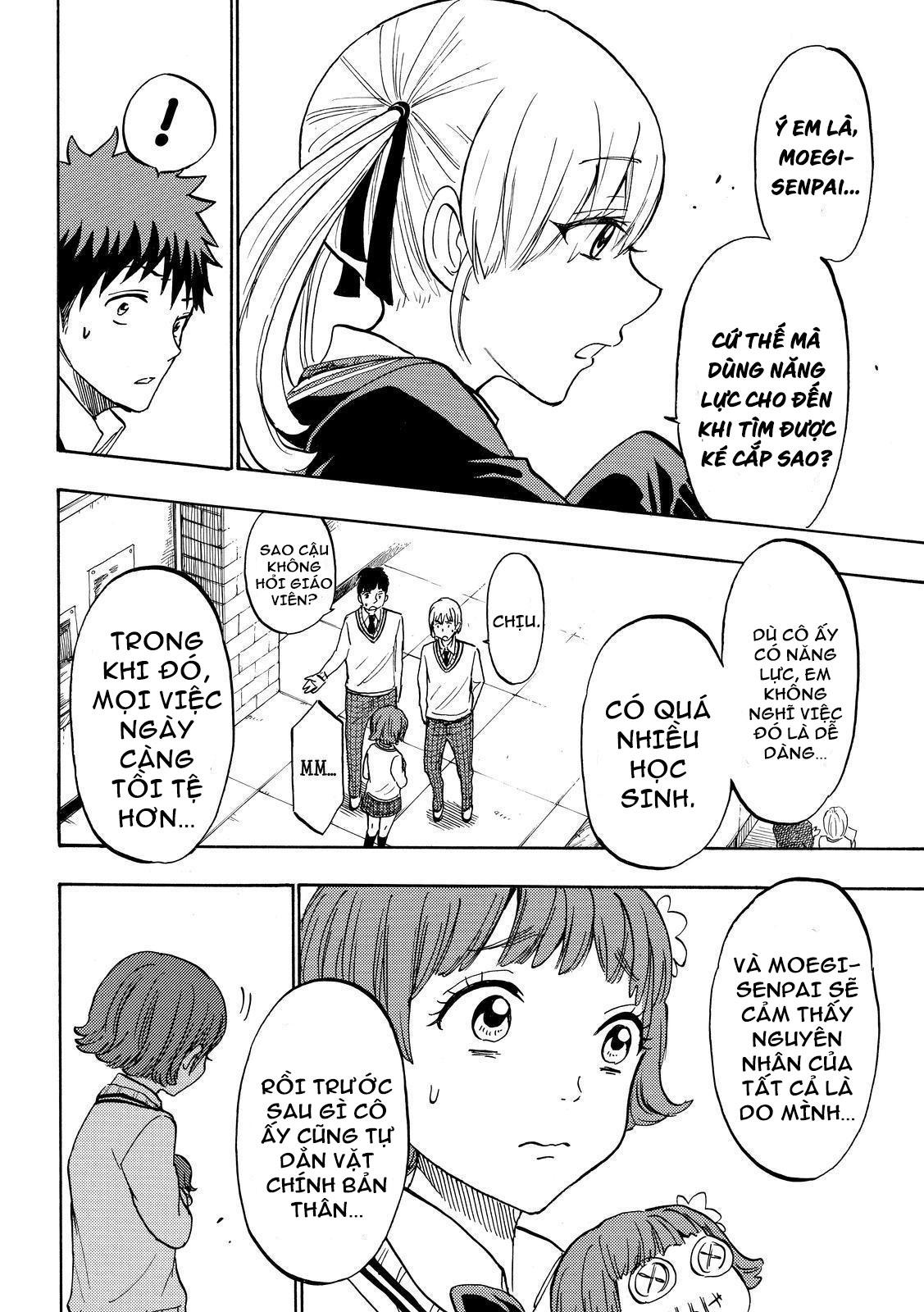 Yamada-kun to 7-nin no majo chap 175 Trang 13 - Mangak.info