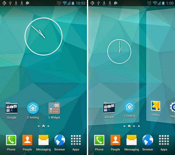 Apex Launcher For Android 2.3