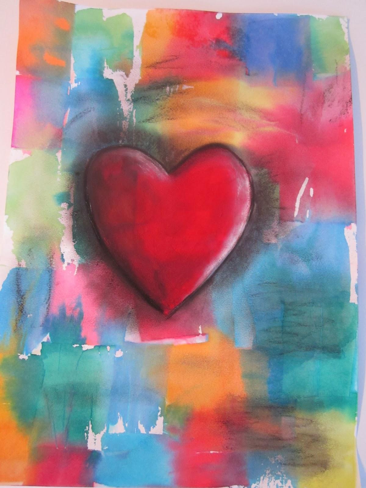 Valentine S Day Window Painting Ideas