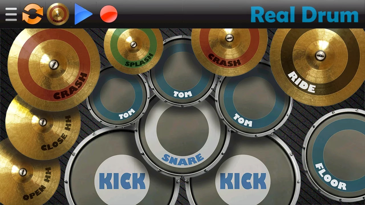 real drum android apk full version 2014