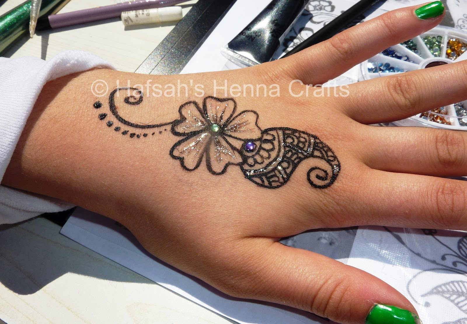 Hafsah39s Henna Crafts