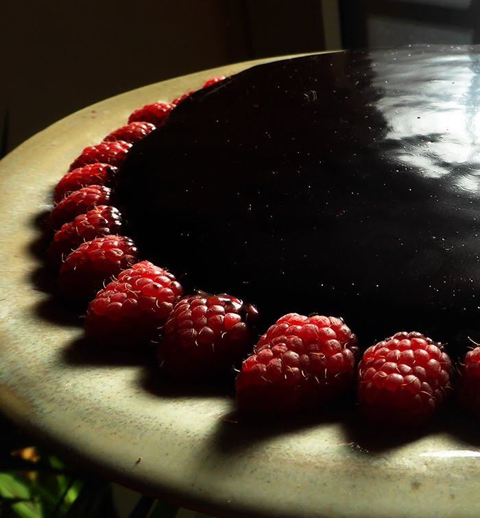 Torta ai marron glacée