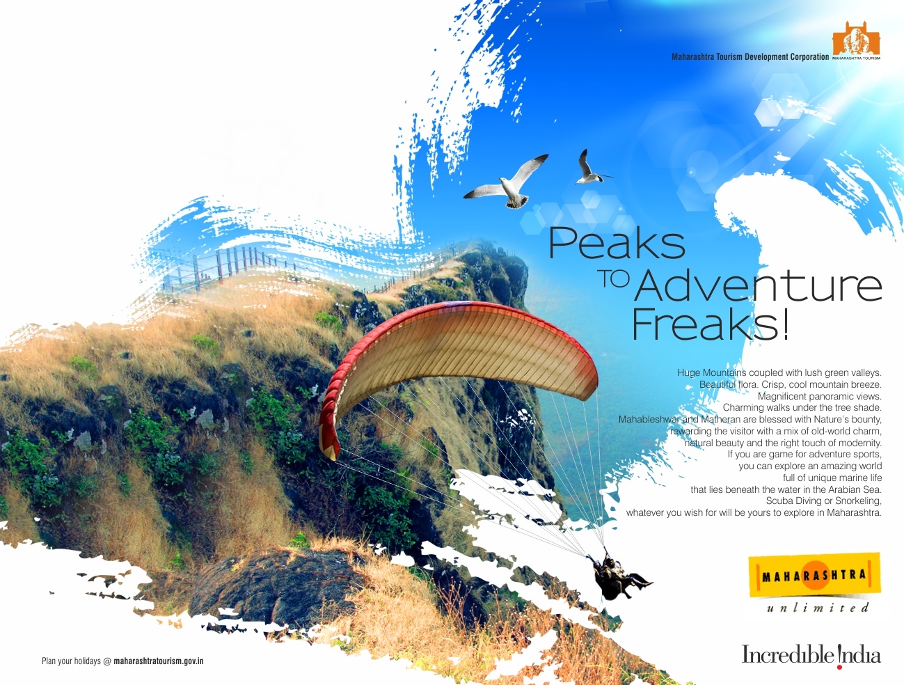 illustration of tourist places browse info on