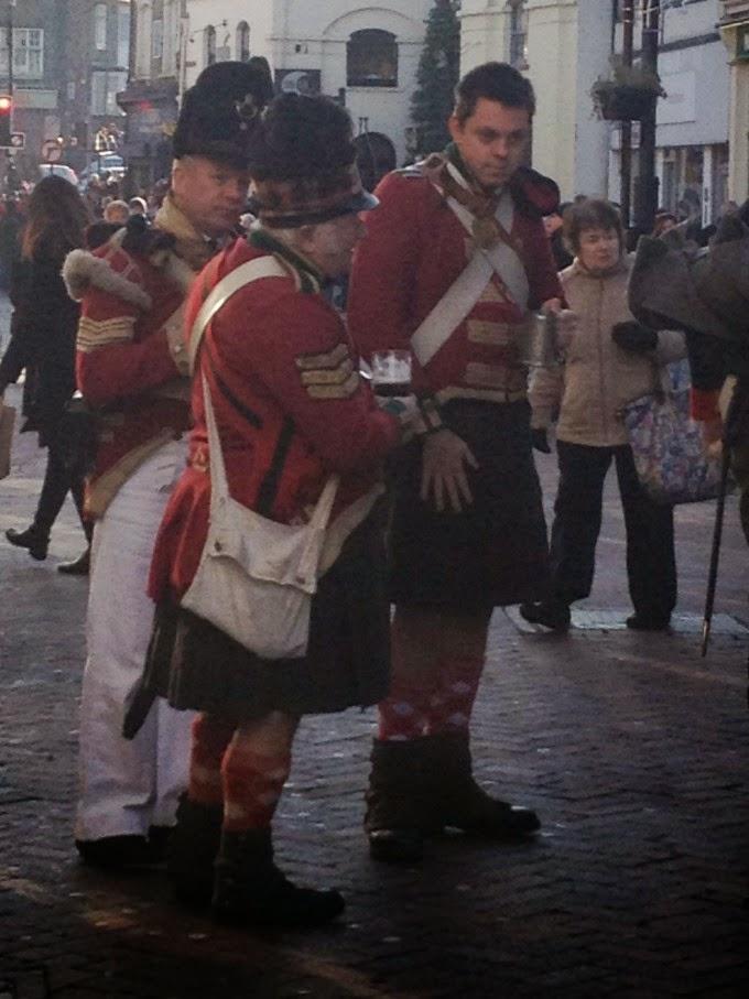 Rochester Dickensian Parade