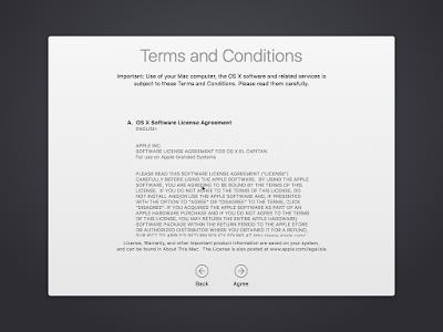 TOS OS X El Capitan