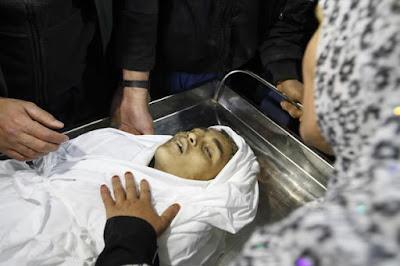 Imagens fortes-atenção- crimes de Israel - foto 5