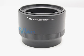 JJC RN-DC58D Lens Adapter Tube For Camera Canon Powershot G15/G16 repl. FA-DC58D