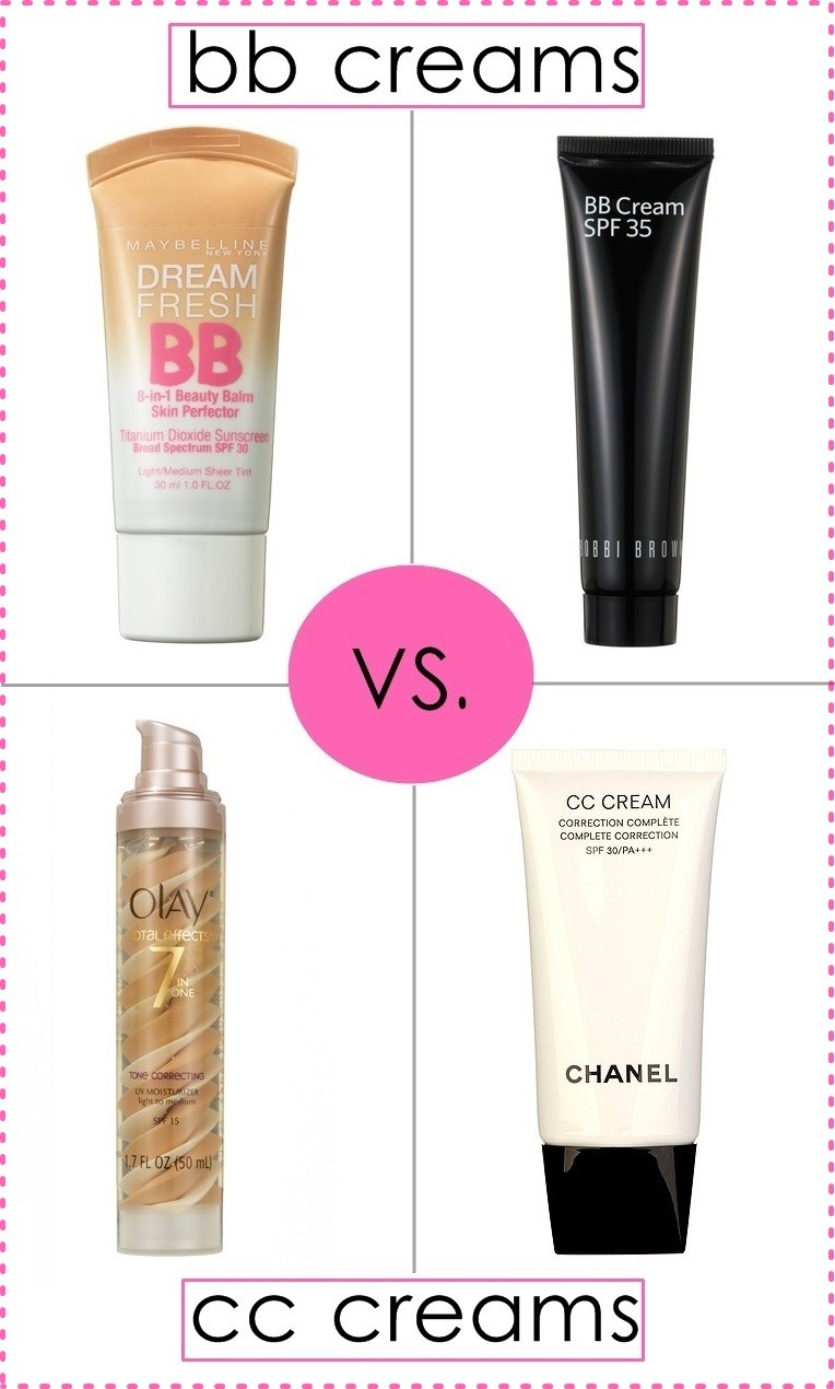 Babblings of a Mommy: BB Creams VS. CC Creams. Which One ...