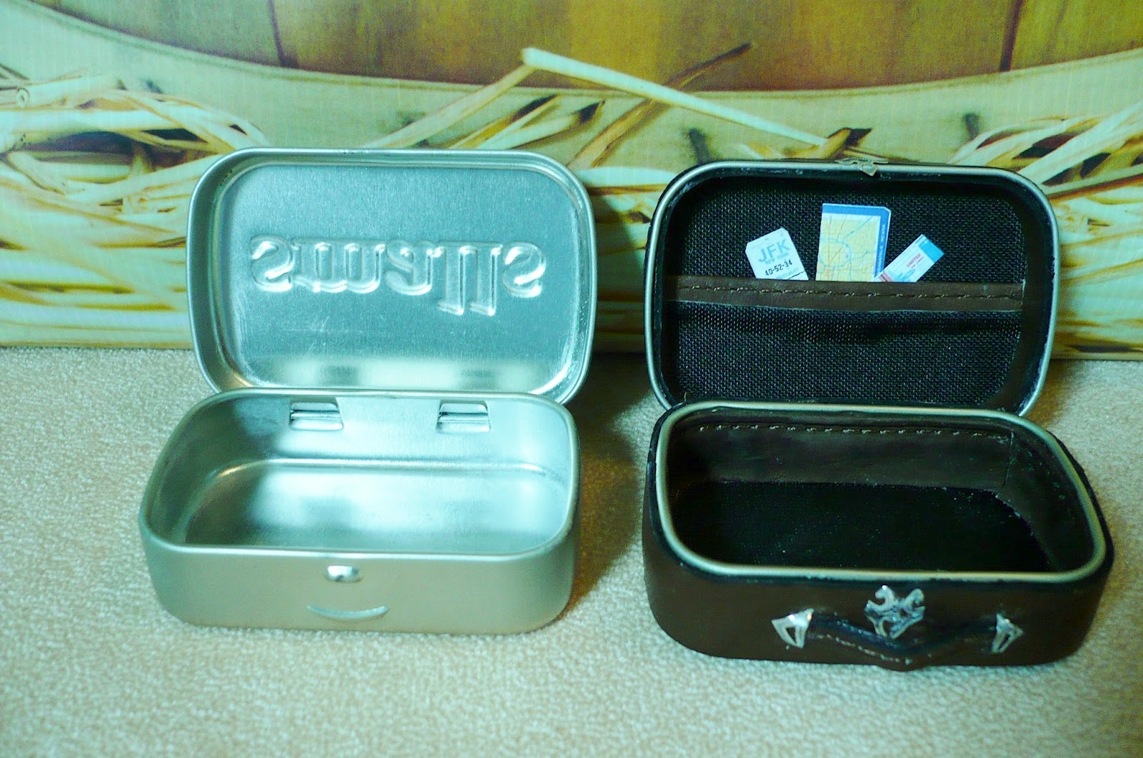 altoids case Altoids needs to take a hint from the electronics industry and drop the mint idea completely if they just sold their tins, in the exact same physical form as they are now, but as cases.