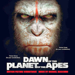 Download Trilha Sonora Planeta dos Macacos: O Confronto Baixar CD mp3 2014