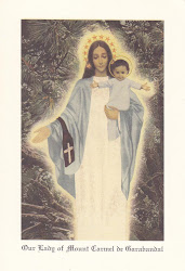 Under the Patronage of Our Lady of Mount Carmel