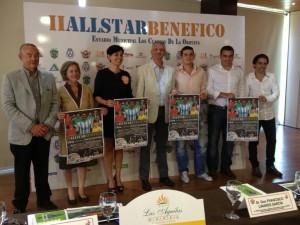 Grandes figuras nacionales e internacionales del fútbol participarán en el All Star Benéfico en La Orotava