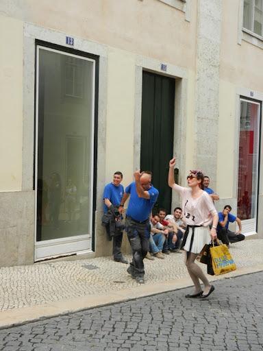 Жители Лиссабона