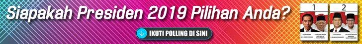 Polling Online Pilpres 2019