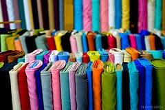 Jenis-jenis bahan pakaian di pasaran