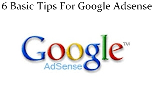 google adsense logo 6 Basic Tips For Google Adsense