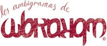 Los ambigramas de abraham