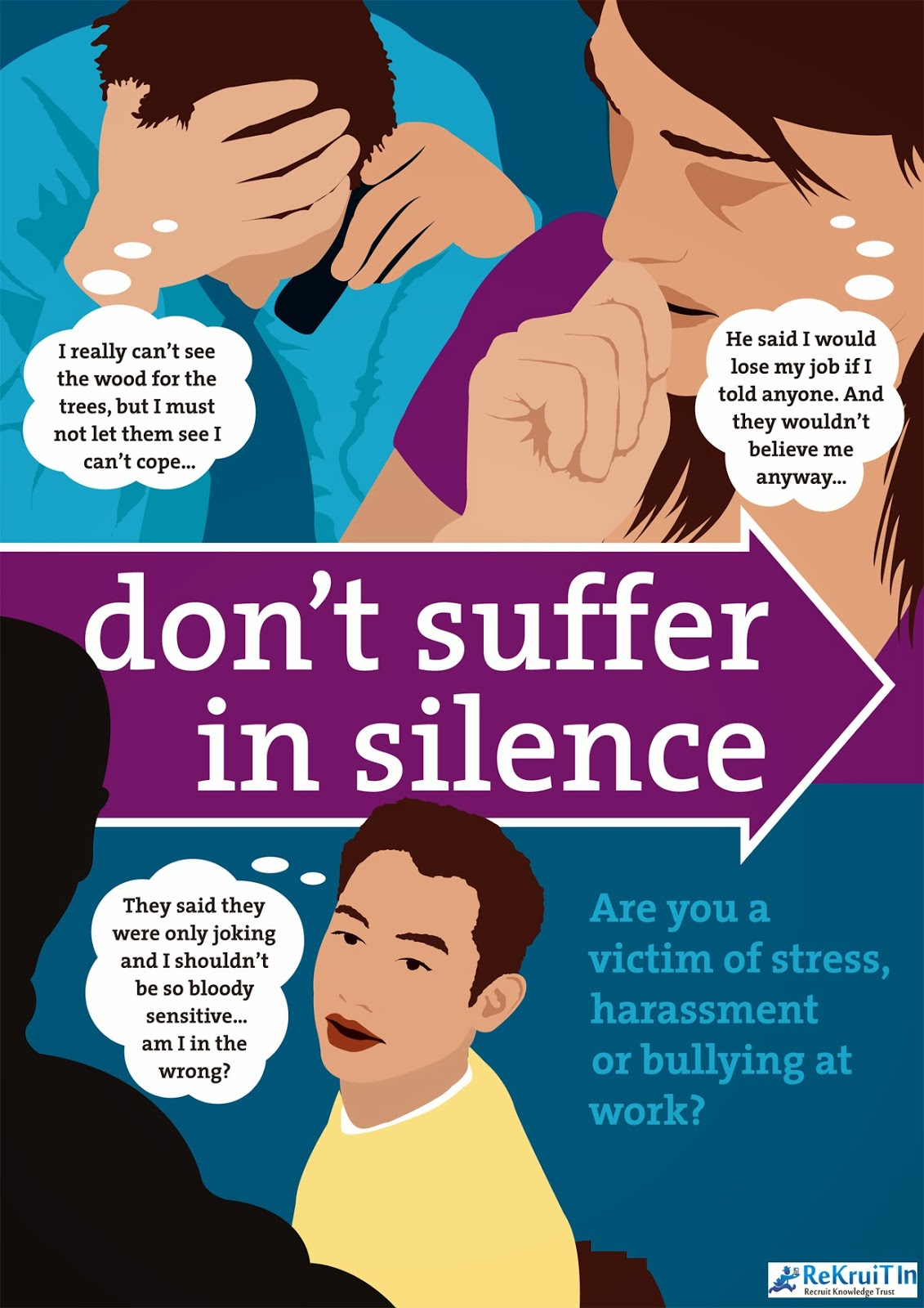 Bullying at workplace - ReKruiTIn.com
