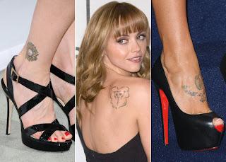 Pain Tattoo Celebrity