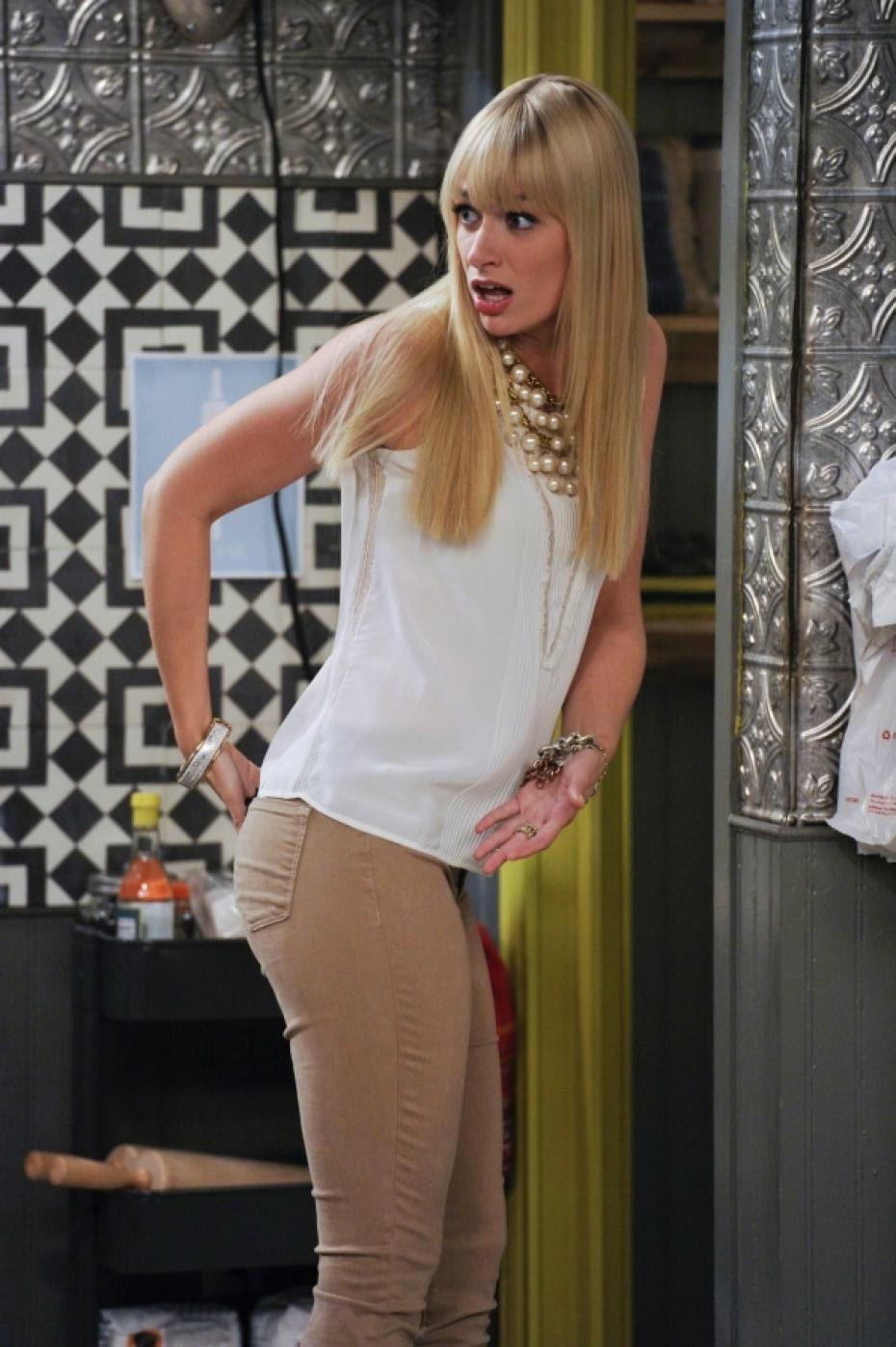 Caroline Channing - Style - Il Criticatore di Telefilm