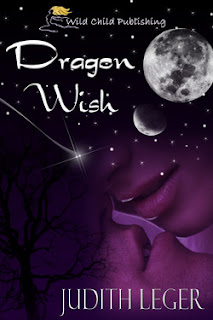 Judith Leger's book Dragon Wish