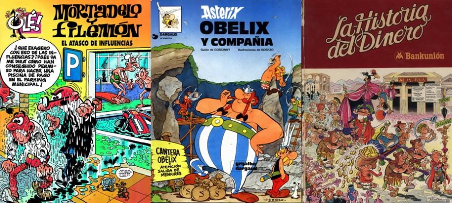 Comics y economía