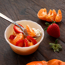 Gestational Diabetes Fruit and Cottage Cheese - FoyUpdate.blogspot.com