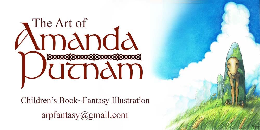 Amanda Putnam Illustration