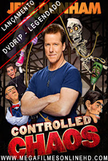 Jeff Dunham: Caos Controlado Legendado 2011