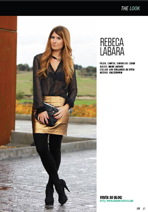 MI LOOK EN MUST MAGAZINE