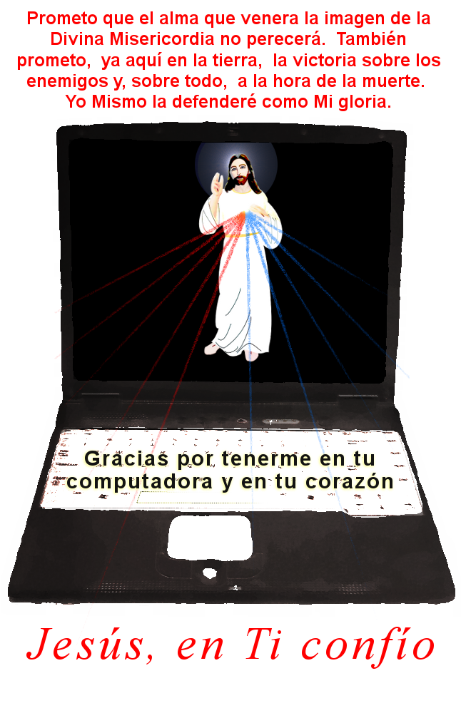 imagen con mensajes del jesus
