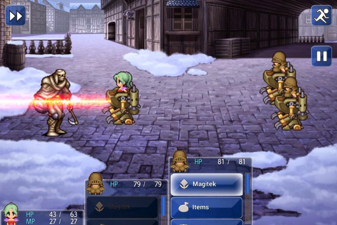 Final Fantasy VI full apk + data