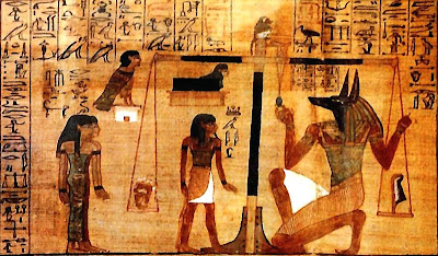 Maat and The Egyptian Book of the Dead