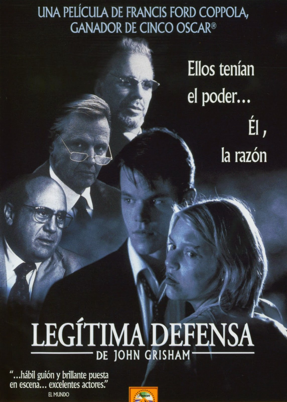 Legítima defensa (1997)