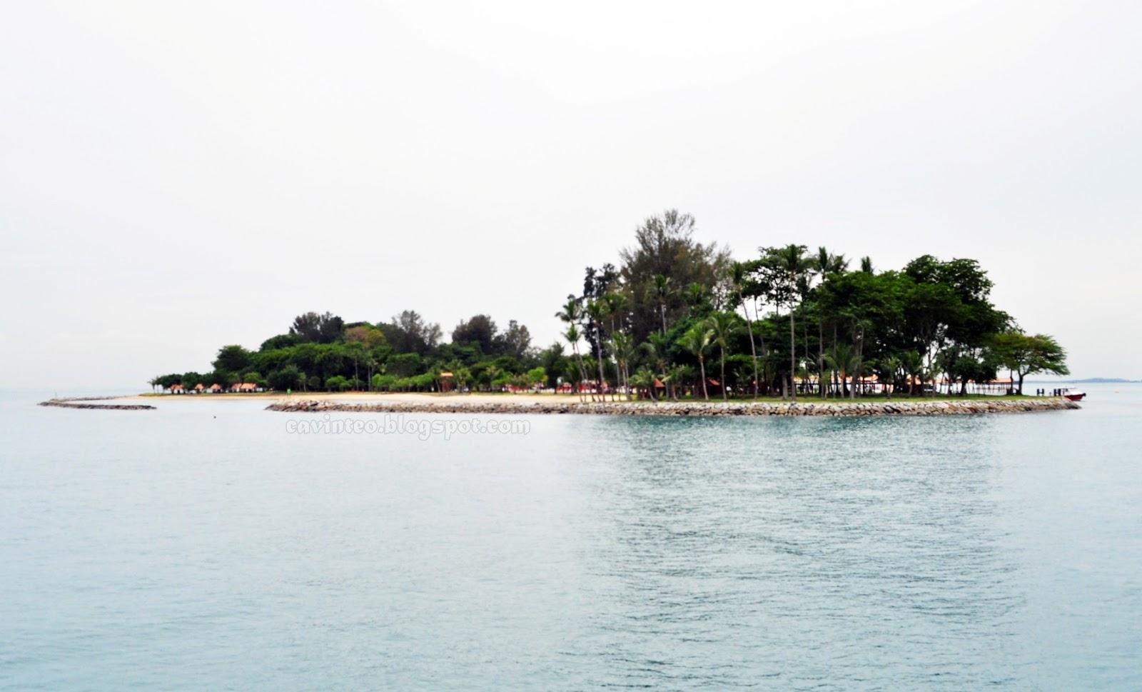 Kusu Island Ferry Old