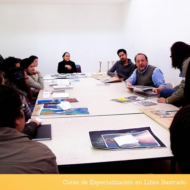 curso de especialización libro ilustrado gerardo suzán academia de san carlos