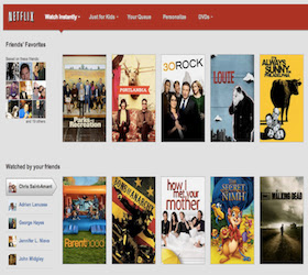 Netflix Movies and TV New Arrivals