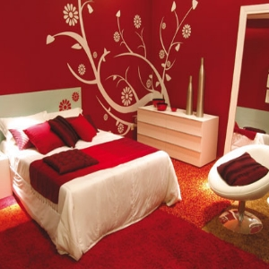 How To Decorate A Bedroom Delectable How To Decorate Bedroom Walls With Pictures  Interior Designs Room Review